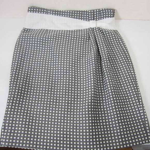 e672283069 ANTONIO MELANI Skirts | Polka Dot Straightpencil Skirt 4 | Poshmark